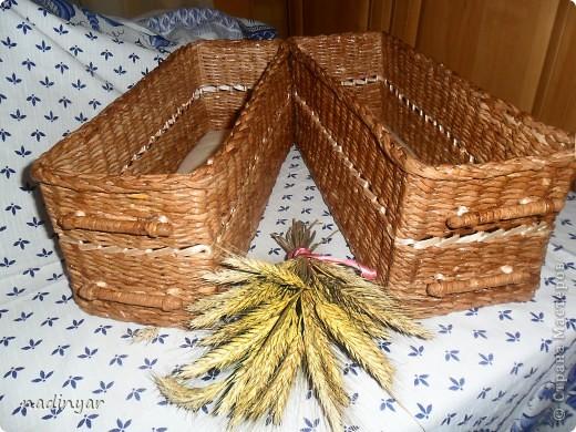 Такие длинненькие коробочки для всякой мелочи. фото 2