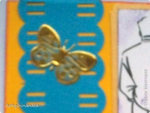 Мини серия из одной карточки. Рисунок хорошо известного художника Ту Вилсона. Выставляю с связи с заданием в блоге В плену идей. http://vplenuidei.blogspot.com/2012/07/4.html. Преданость у меня ассоциировалась со счастьем. фото 2