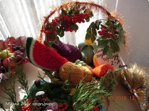 Вязание овощи фото 2
