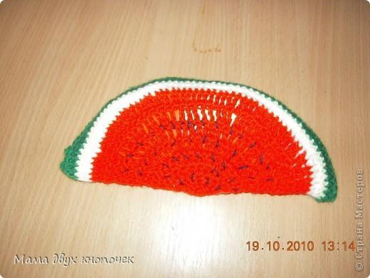 Вязание овощи фото 10