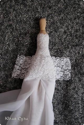 Вот такую невесту я сшила на свадьбу подруге) (жених в процессе) Хочу поделиться своим способом изготовления подобных кукол. Это мой первый мастер-класс поэтому не судите строго) фото 33