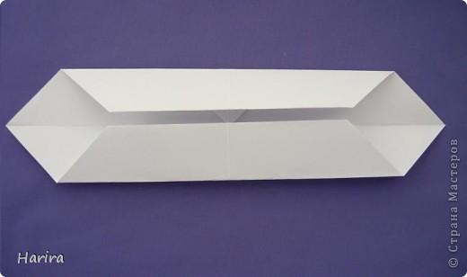 Добрый вечер! Сегодня я хочу поделиться идеей изготовления  «ленивых»  коробочек с теми, кто не любит чертить. Это коробочка для денежного подарка: так она выглядит снаружи.  фото 9