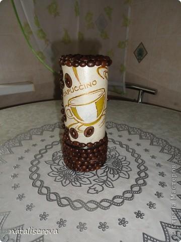 баночка для молотого кофе фото 1