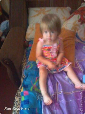 Первое платье которое я не перешивала ни разу фото 2
