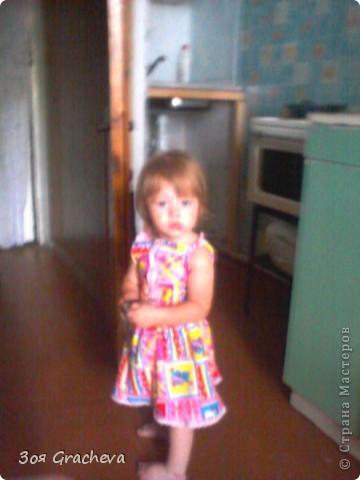 Первое платье которое я не перешивала ни разу фото 1