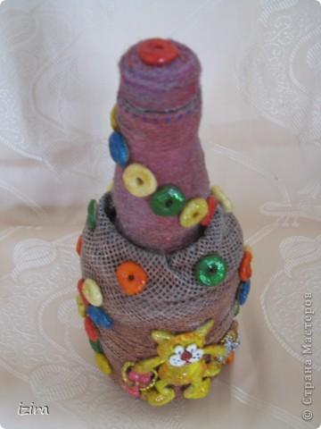 Увидела у Марины Архиповой, http://stranamasterov.ru/node/86529?c=favorite, великолепных котов. Самое главное, что там был мастер класс по созданию этих очаровашек. Раньше я никогда не лепила, самое большее, что делала, так это шарики, да кубики. Вот решила попробовать фото 5
