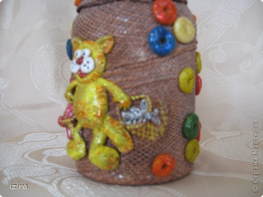Увидела у Марины Архиповой, http://stranamasterov.ru/node/86529?c=favorite, великолепных котов. Самое главное, что там был мастер класс по созданию этих очаровашек. Раньше я никогда не лепила, самое большее, что делала, так это шарики, да кубики. Вот решила попробовать фото 8