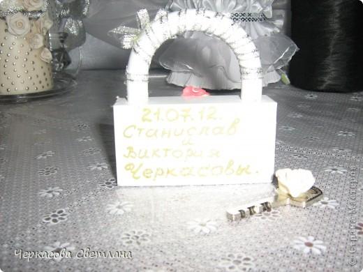 Свадебный замок!Наш был лучший!!!!!! фото 2