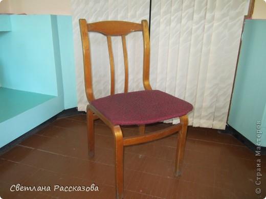 Старый-новый стул фото 2