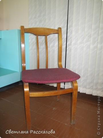 Старый-новый стул фото 3