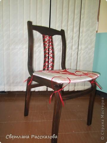 Старый-новый стул фото 5