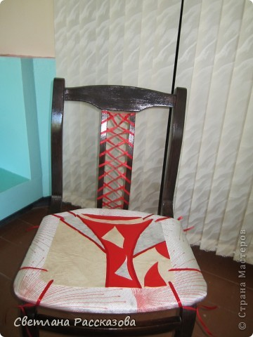 Старый-новый стул фото 1