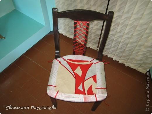 Старый-новый стул фото 7