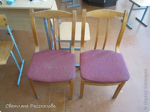 Старый-новый стул фото 8