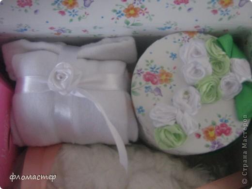 подарок на День Варенья маленькой Лизе(1 годик) фото 3