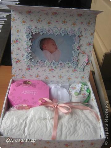 подарок на День Варенья маленькой Лизе(1 годик) фото 4