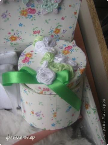 подарок на День Варенья маленькой Лизе(1 годик) фото 6