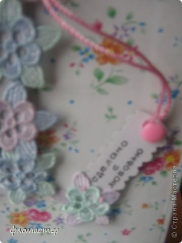 подарок на День Варенья маленькой Лизе(1 годик) фото 7