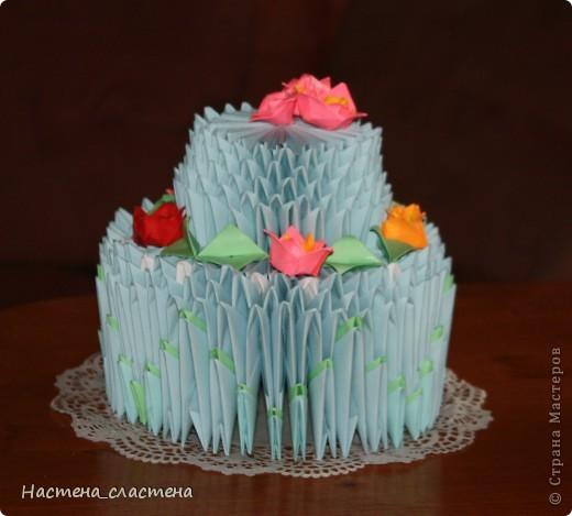 У моего папочки вчера был День варенья и я испекла ему вот этот тортик по рецепту из книжки Татьяны Просняковой!  фото 2