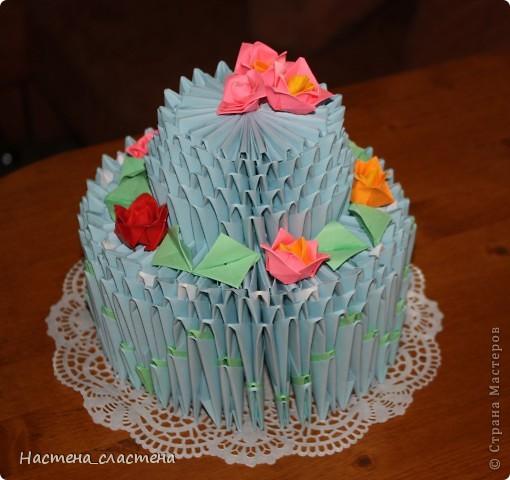 У моего папочки вчера был День варенья и я испекла ему вот этот тортик по рецепту из книжки Татьяны Просняковой!  фото 1