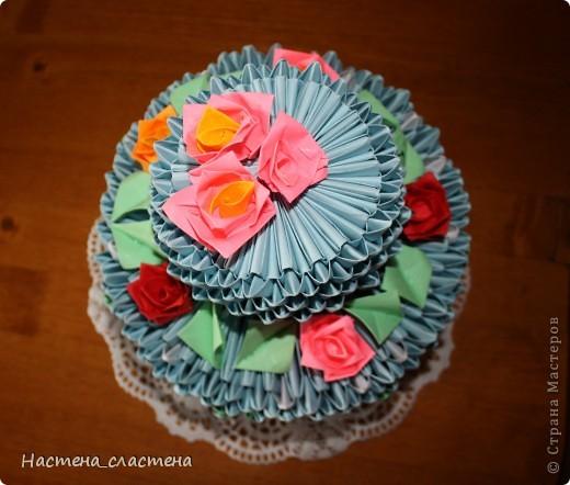 У моего папочки вчера был День варенья и я испекла ему вот этот тортик по рецепту из книжки Татьяны Просняковой!  фото 3