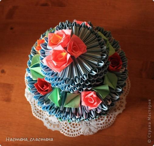 У моего папочки вчера был День варенья и я испекла ему вот этот тортик по рецепту из книжки Татьяны Просняковой!  фото 4