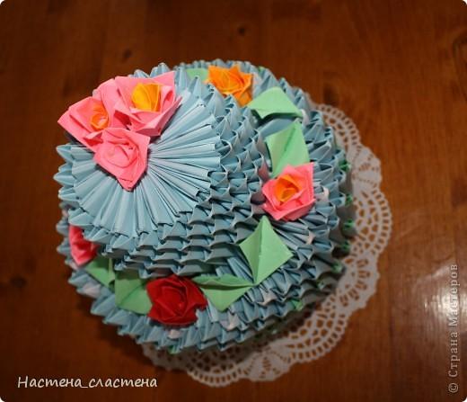 У моего папочки вчера был День варенья и я испекла ему вот этот тортик по рецепту из книжки Татьяны Просняковой!  фото 5