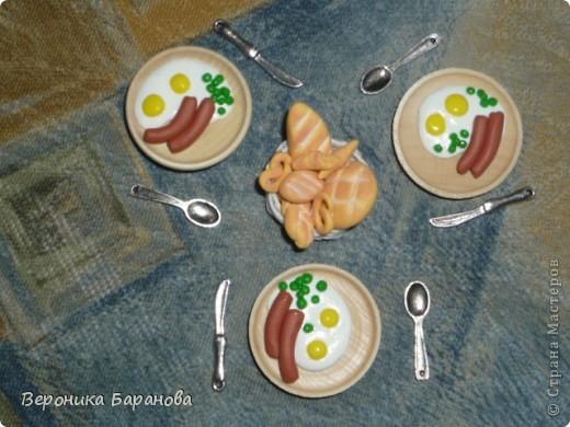Десерт. Блинчики с вареньем и фруктами. фото 2