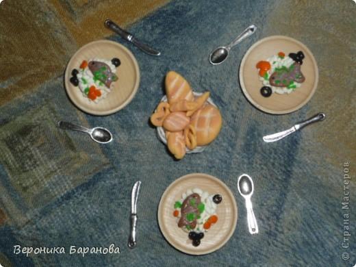 Десерт. Блинчики с вареньем и фруктами. фото 3