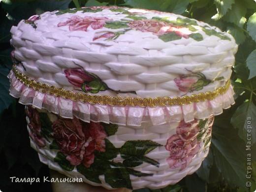 Вот еще плетушки. фото 9