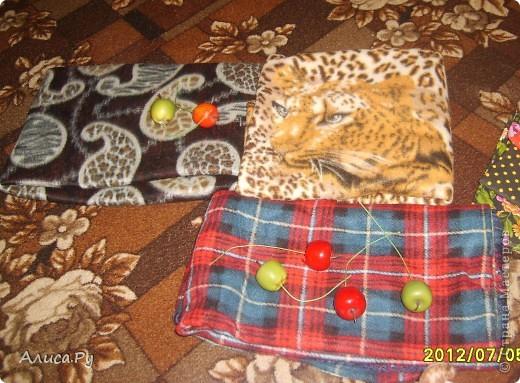 Сегодня я снова с похвастушечками, на этот раз от Анны (тётя Яблоня). Замечательные подарочки и конечно котёнок, ради которого и собрана была вся эта посылочка... Кстати, котика я назвала Маркизом))) фото 2