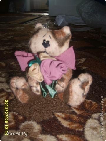 Сегодня я снова с похвастушечками, на этот раз от Анны (тётя Яблоня). Замечательные подарочки и конечно котёнок, ради которого и собрана была вся эта посылочка... Кстати, котика я назвала Маркизом))) фото 8