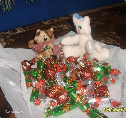 Сегодня я снова с похвастушечками, на этот раз от Анны (тётя Яблоня). Замечательные подарочки и конечно котёнок, ради которого и собрана была вся эта посылочка... Кстати, котика я назвала Маркизом))) фото 11