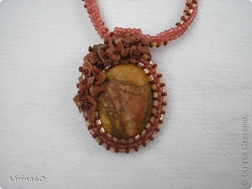 Бисерные украшения. фото 2
