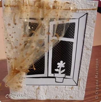 Окно-открытка со сменным видом. фото 1