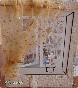 Окно-открытка со сменным видом. фото 2