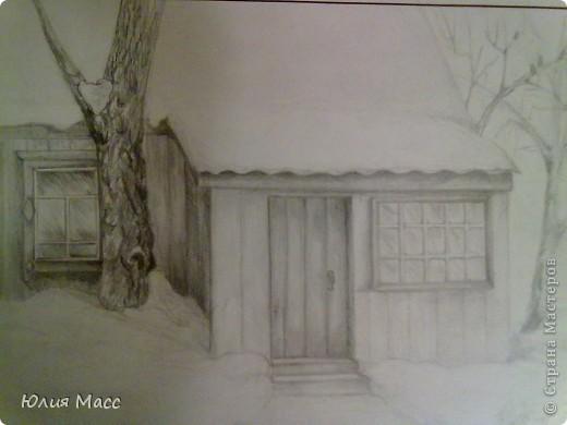 Работы карандашом фото 6