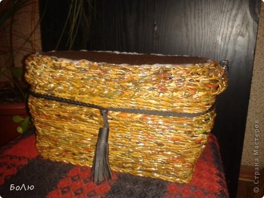 Моя первая корзинка от 25 января 2012 года фото 6