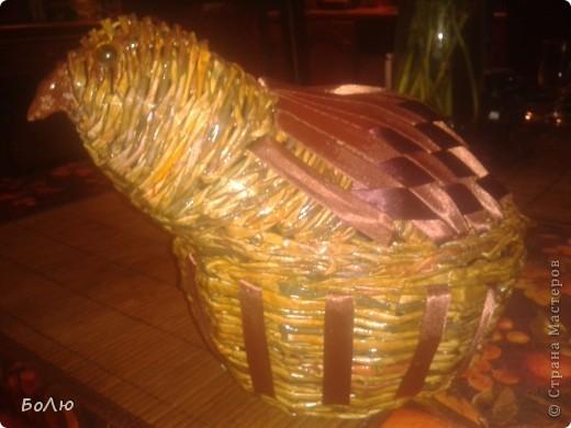 Моя первая корзинка от 25 января 2012 года фото 13