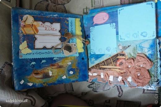год лежала обложка и только сейчас решила сделать странички,он еще немного не доделан,но хочу вам показать.Огромное спасибо всем девочкам за подарки ,использовала их в оформлении,благодарю вас!!!!!!!!!!!!!!!!! фото 7