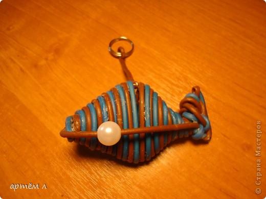 рыбка-брелок фото 3