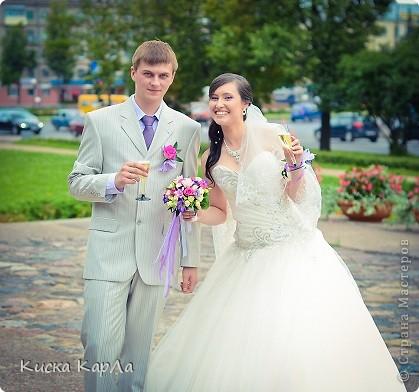 Не верьте, что пятница 13-ое - плохой день ... 13 июля 2012 года мой старший брат женился ... и этот день был очень счастливым !!! Сейчас я вам всё расскажу и покажу ... фото 7