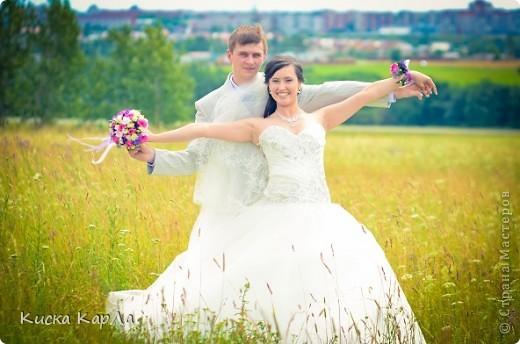 Не верьте, что пятница 13-ое - плохой день ... 13 июля 2012 года мой старший брат женился ... и этот день был очень счастливым !!! Сейчас я вам всё расскажу и покажу ... фото 14