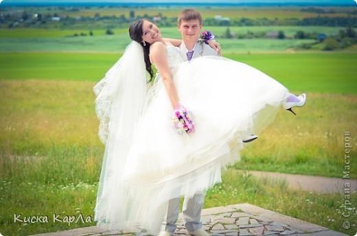 Не верьте, что пятница 13-ое - плохой день ... 13 июля 2012 года мой старший брат женился ... и этот день был очень счастливым !!! Сейчас я вам всё расскажу и покажу ... фото 16