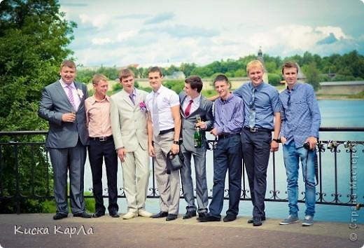 Не верьте, что пятница 13-ое - плохой день ... 13 июля 2012 года мой старший брат женился ... и этот день был очень счастливым !!! Сейчас я вам всё расскажу и покажу ... фото 22