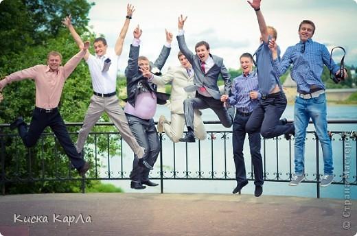 Не верьте, что пятница 13-ое - плохой день ... 13 июля 2012 года мой старший брат женился ... и этот день был очень счастливым !!! Сейчас я вам всё расскажу и покажу ... фото 23