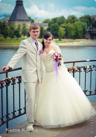 Не верьте, что пятница 13-ое - плохой день ... 13 июля 2012 года мой старший брат женился ... и этот день был очень счастливым !!! Сейчас я вам всё расскажу и покажу ... фото 17
