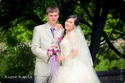 Не верьте, что пятница 13-ое - плохой день ... 13 июля 2012 года мой старший брат женился ... и этот день был очень счастливым !!! Сейчас я вам всё расскажу и покажу ... фото 27