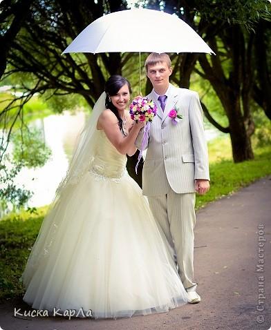 Не верьте, что пятница 13-ое - плохой день ... 13 июля 2012 года мой старший брат женился ... и этот день был очень счастливым !!! Сейчас я вам всё расскажу и покажу ... фото 26