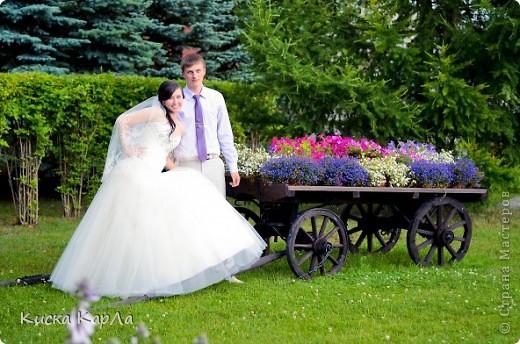 Не верьте, что пятница 13-ое - плохой день ... 13 июля 2012 года мой старший брат женился ... и этот день был очень счастливым !!! Сейчас я вам всё расскажу и покажу ... фото 29